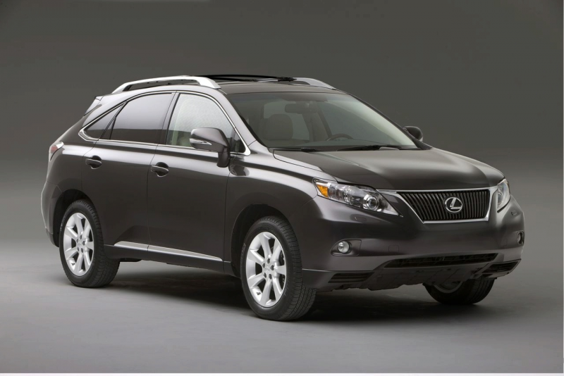 lexus rx 350 wallpapers