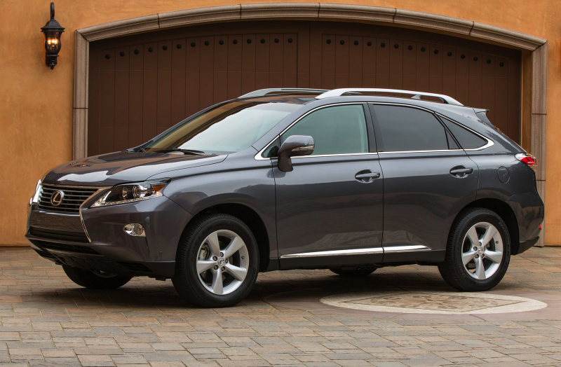 2015 Lexus RX 350 Test Drive Review
