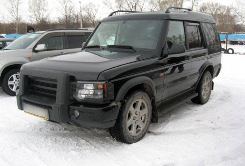 More photos of LAND Rover Discovery