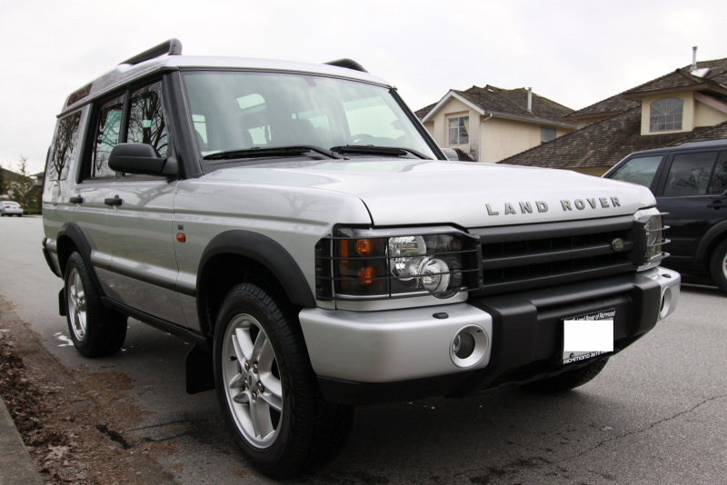 2004 Land Rover Discovery - Pictures - CarGurus