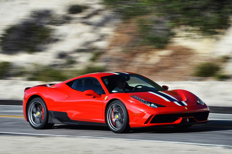2015 Ferrari 458 Speciale: Review Photos