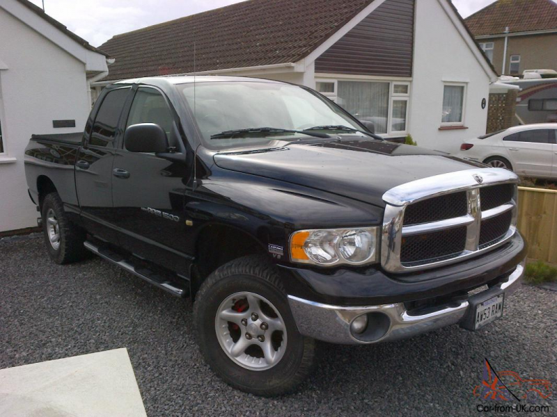 Dodge ram 1500 4x4 5.7 v8 hemi pickup for sale