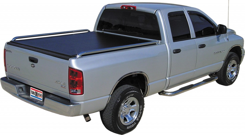 2010 Dodge Ram Pickup Tonneau Covers Truxedo TX546901