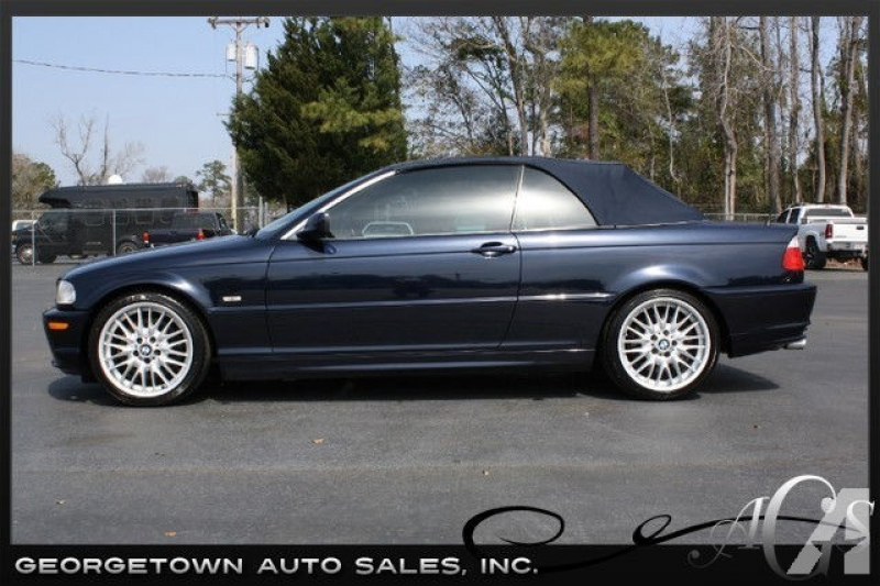 2003 BMW 330 Ci for sale in Georgetown, South Carolina