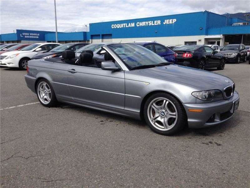 2004 BMW 330 CIC Convertible Leather Power Everything Alloy Wh in ...