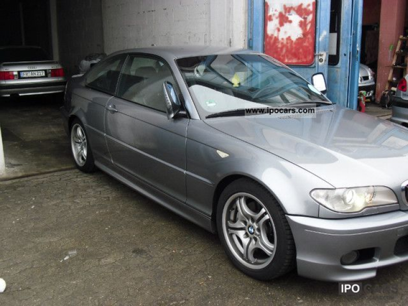 2004 BMW 330 Cd Aut. Sports car/Coupe Used vehicle photo 2