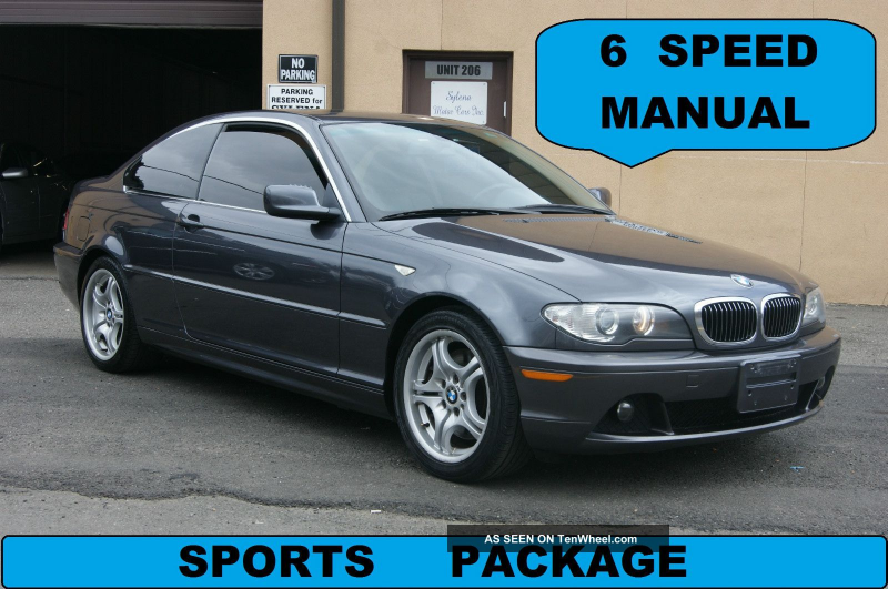 2006 Bmw 330 Ci Manual Coupe Sport 3-Series photo 1