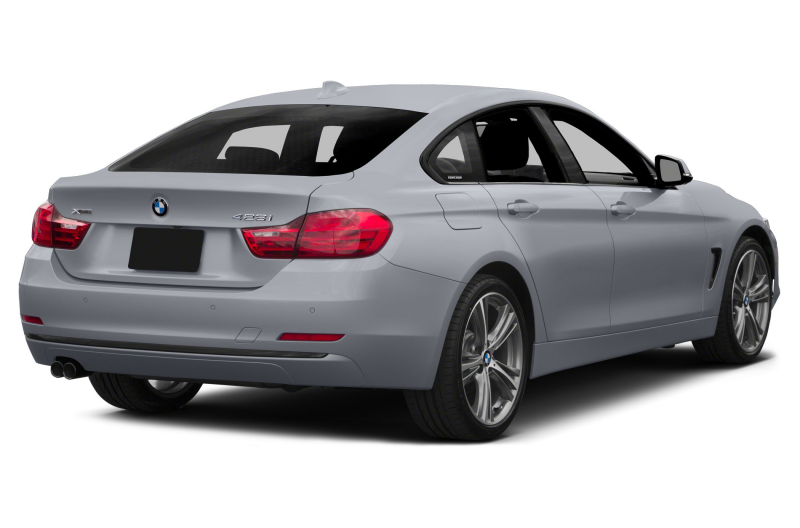 2015 BMW 428 Gran Coupe Coupe Hatchback i 4dr Rear wheel Drive Sedan ...