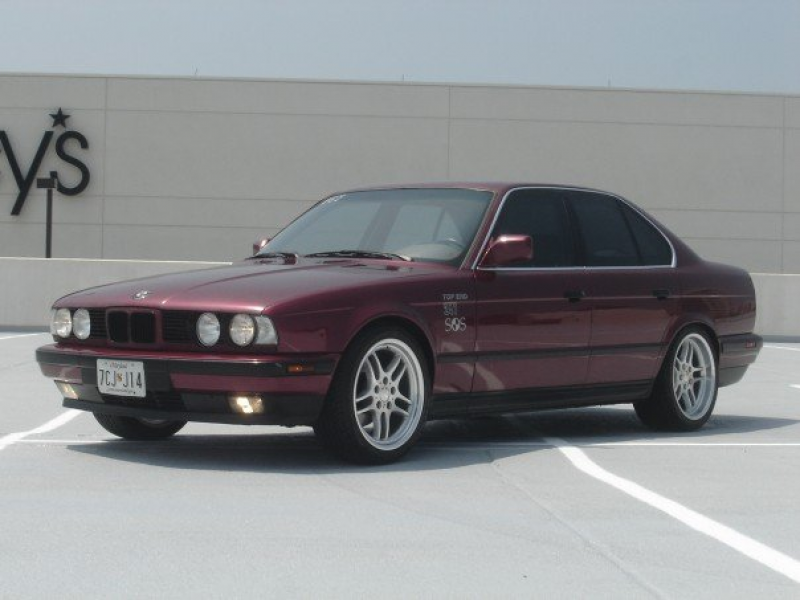 1990 BMW 5 Series 525i, 1990 BMW 525 525i picture