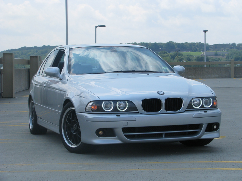 Picture of 2000 BMW 5 Series 528i, exterior
