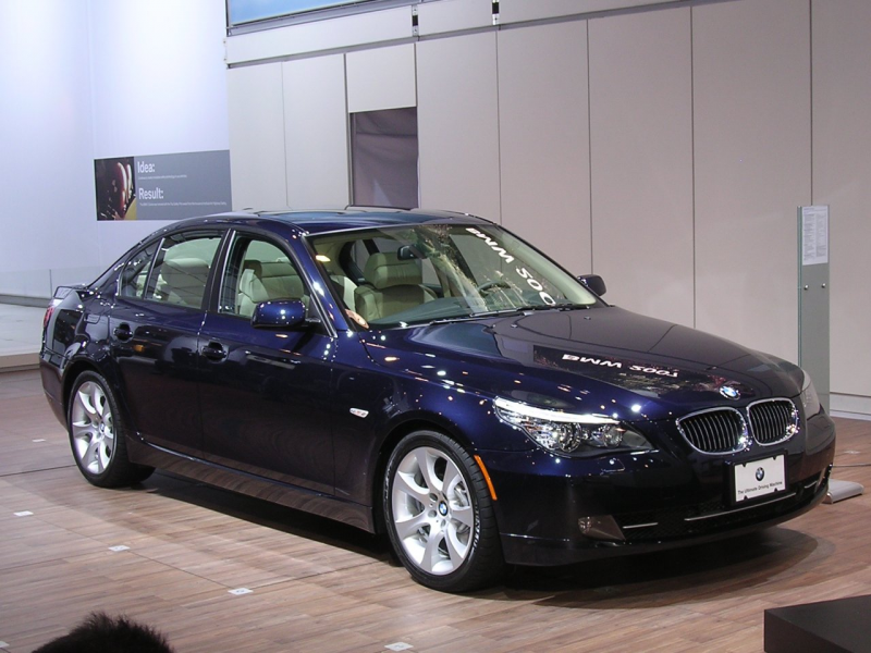 BMW 5-series: Photos, Reviews, News, Specs, Buy car