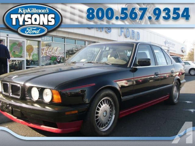 1994 BMW 530 i for sale in Vienna, Virginia