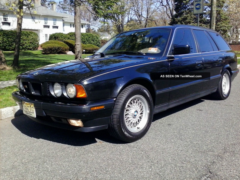 1994 Bmw 530it Touring E34 Wagon 530i Maintained Serviced 540i 540it ...