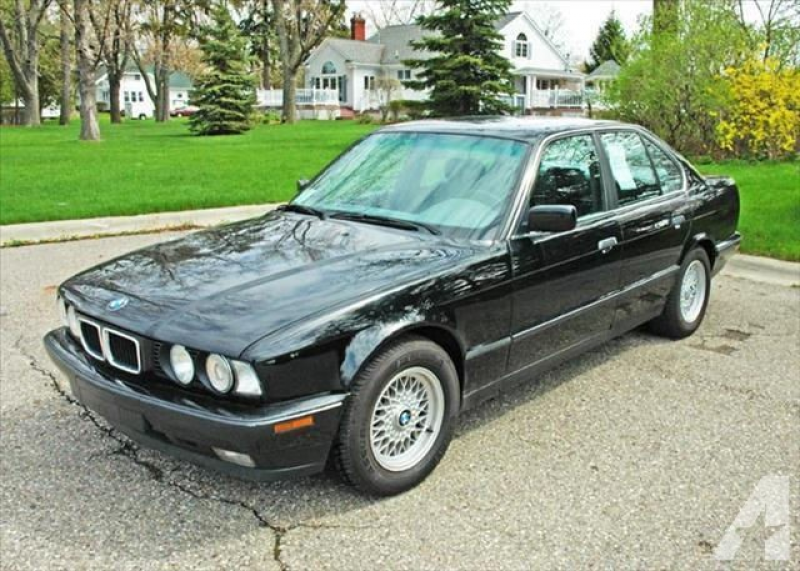 1994 BMW 530 i for sale in Royal Oak, Michigan