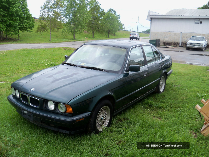 1994 Bmw 530i Base Sedan 4 - Door 3. 0l 5-Series photo
