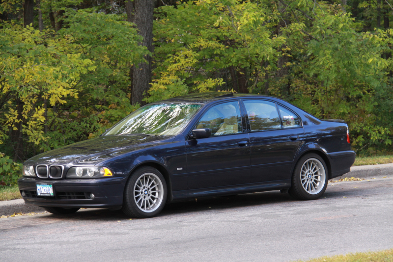2001 BMW 5 Series Pictures