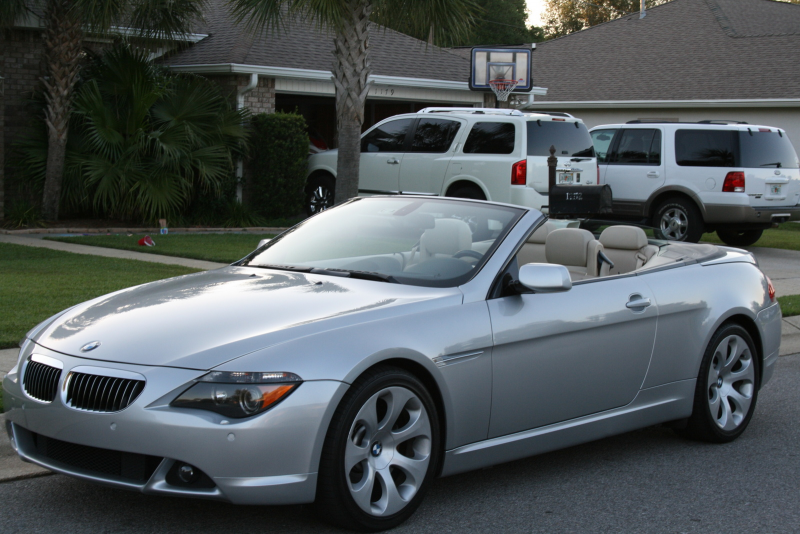 Picture of 2005 BMW 6 Series 645i Convertible, exterior