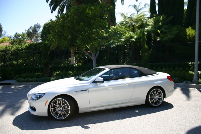 2015 BMW 650 I Conv AUGUST SPECIAL!!!! Luxury Car Rental