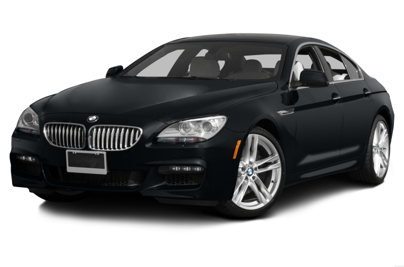 2013 BMW 650 Gran Coupe Sedan i 4dr Rear wheel Drive Sedan Photo