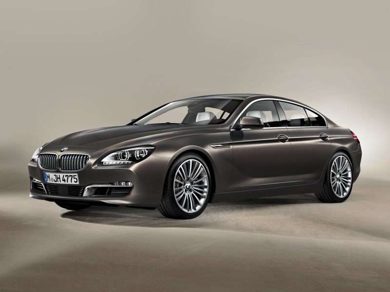 2013 BMW 650 Gran Coupe Pictures
