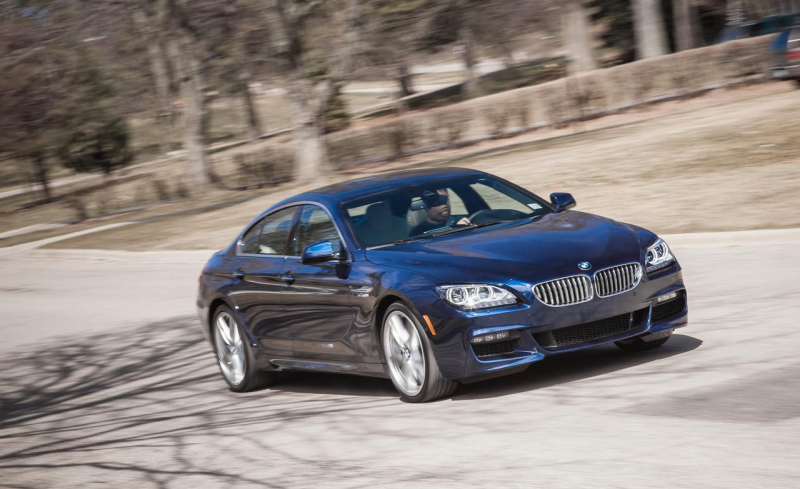 2013 BMW 650i xDrive Gran Coupe Review - Photo Gallery