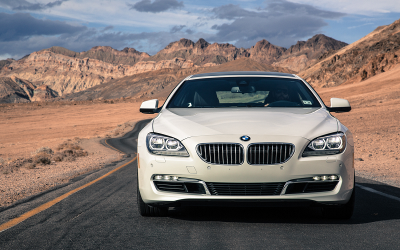 2013 BMW 650i xDrive Gran Coupe Photo Gallery