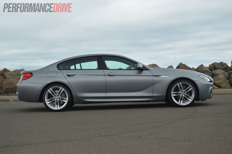 ... gran coupe revealed 2 series gran coupe to be bmw s next four door