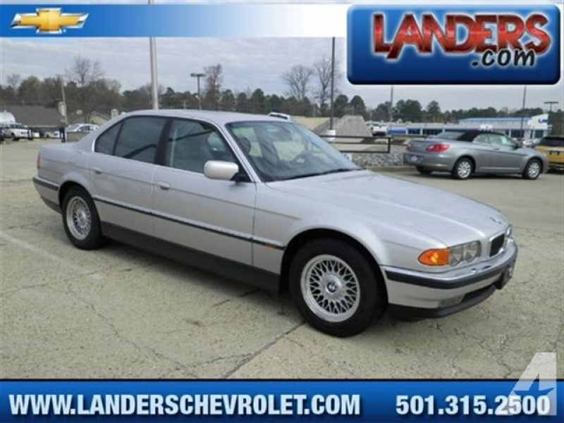 2000 BMW 740 for sale in Benton, Arkansas