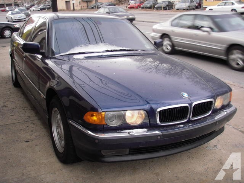 2000 BMW 740 iL for sale in Pittsburgh, Pennsylvania