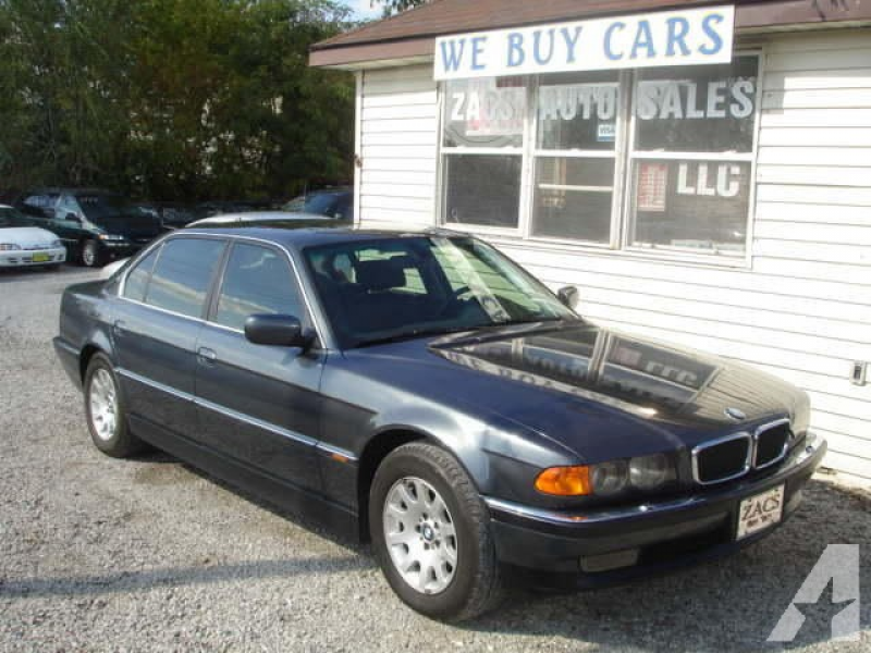 2000 BMW 740 iL for sale in Mansfield, Ohio