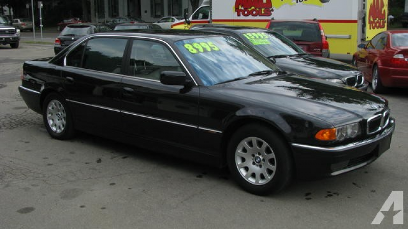 2000 BMW 740 iL for sale in Montour Falls, New York