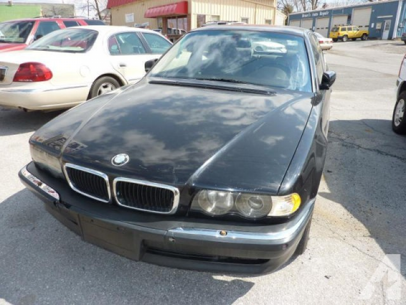 2000 BMW 740 i for sale in Winchester, Virginia