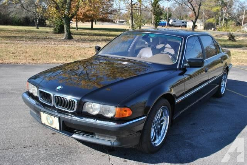 2000 BMW 740 iL for sale in Hendersonville, Tennessee