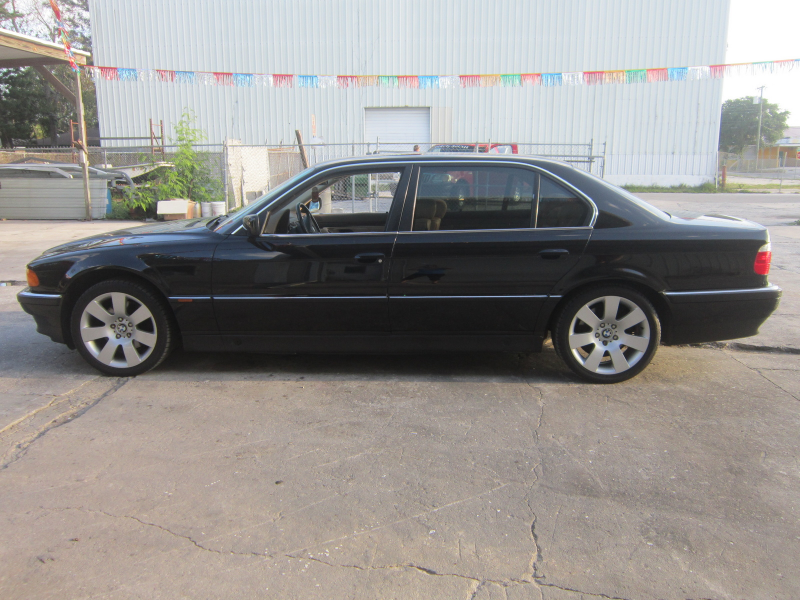 Picture of 1996 BMW 7 Series 750iL, exterior