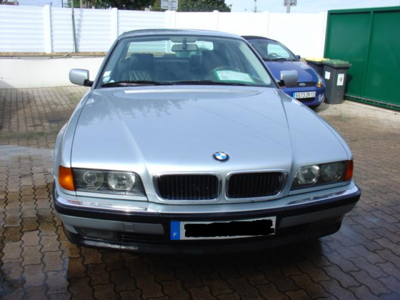 1996 BMW 7 Series 735, 1996 BMW 735 picture