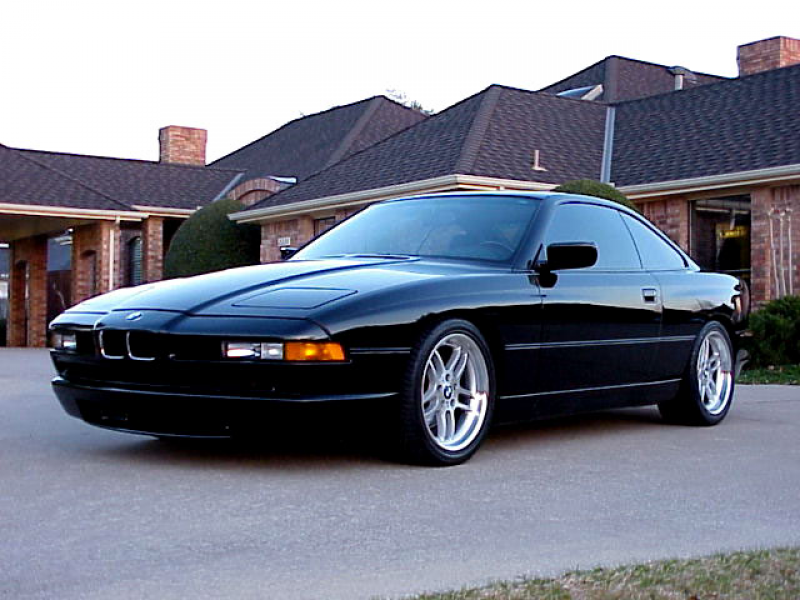 Picture of 1993 BMW 8 Series 850csi