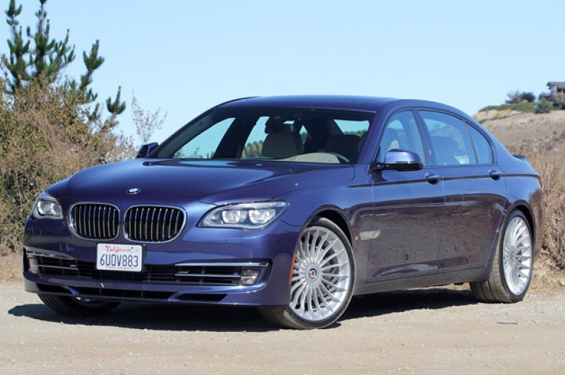 Related Gallery 2013 BMW Alpina B7: First Drive