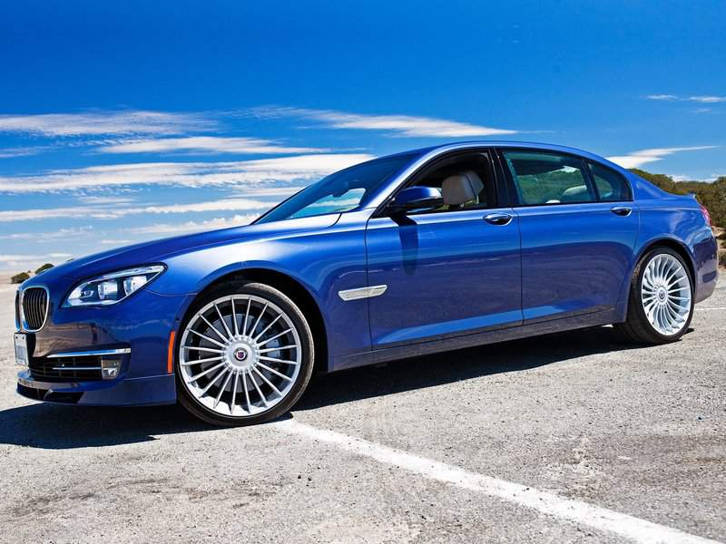 The 2013 BMW Alpina B7. Seven Star Luxury At Your Fingertips.