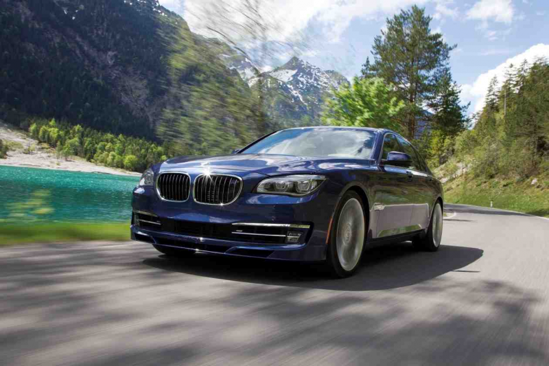 2013 BMW Alpina B7 Announced With Updated Features