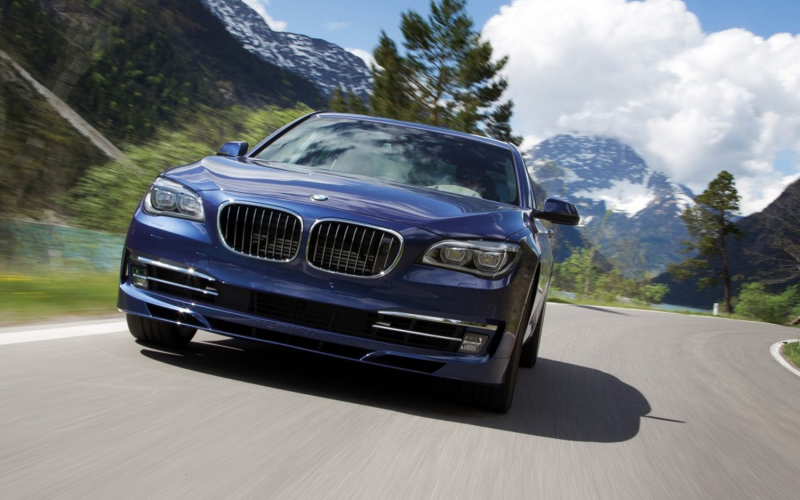 2013 BMW Alpina B7 Gets Power Increase, Price Bump to $128,495 Photo ...