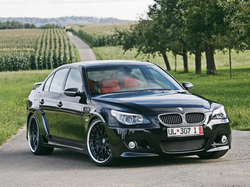 2009 BMW M5 Pictures