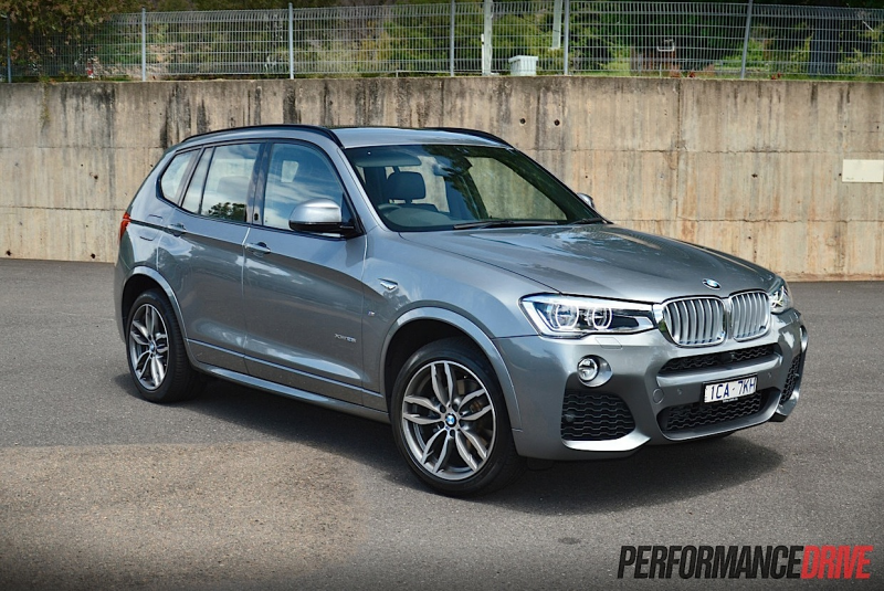 The X3 received an extensive facelift in April, 2014. Although it ...