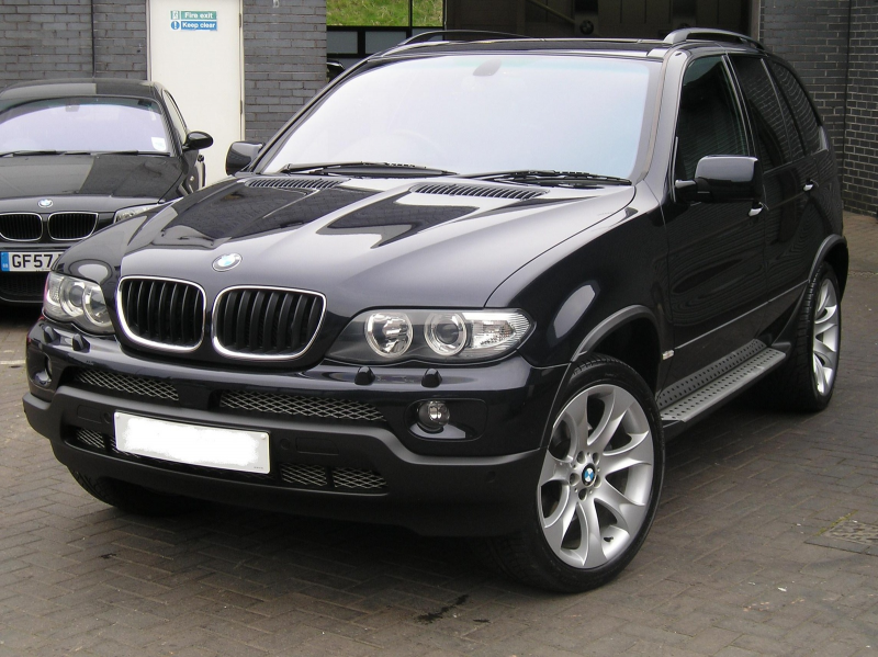 Picture of 2006 BMW X5, exterior