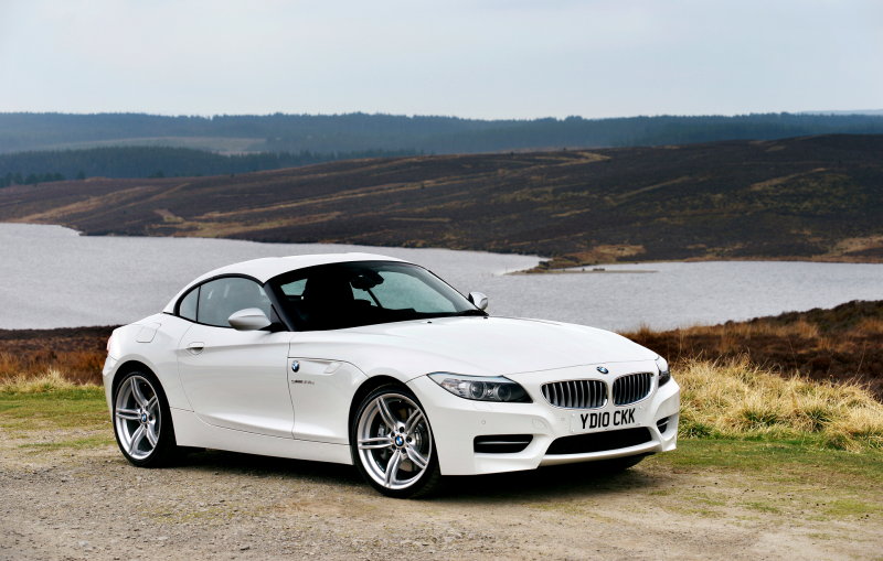 Alpine White 2001 BMW Z4 Widescreen Wallpapers 1920x1200 1680x1050 ...