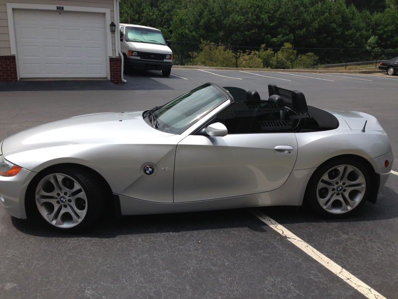 2004 Bmw Z4 3 0i Picture Exterior
