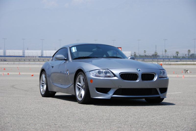 2007 bmw z4 m coupe picture exterior