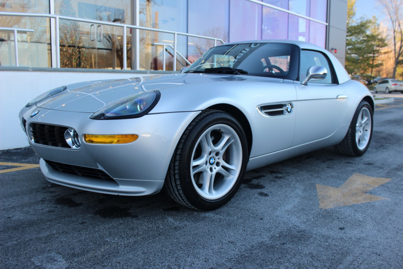 Home > Pre-Owned > BMW > Z8 ROADSTER > Used 2002 BMW Z8 ROADSTER