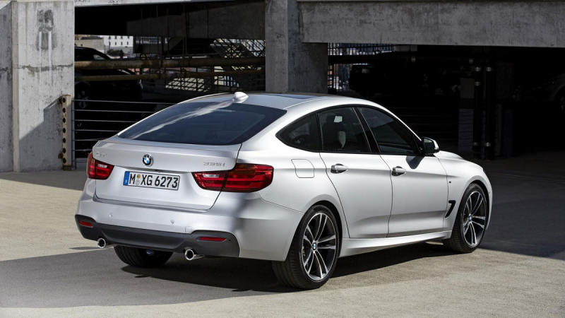 BMW 3 Series Gran Turismo adds an innovative new concept to the BMW 3 ...
