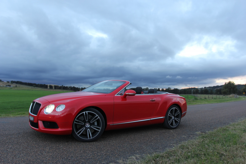 2013 Bentley Continental GTC Review - Photos (4 of 24)