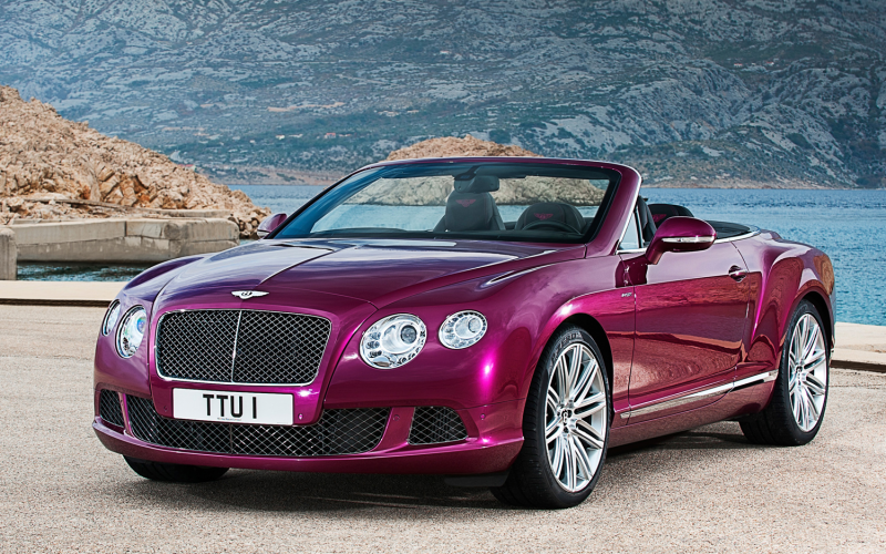 We Hear: 2013 Bentley Continental GTC Speed Leaks Ahead of Detroit ...